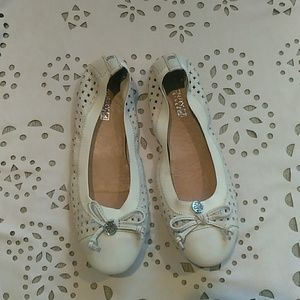Sperry Top Sider Perforated ballet flat